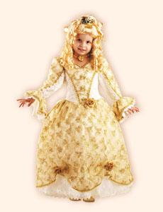 Златовласка. Стихи-визитки Олеси Емельяновой для карнавального костюма