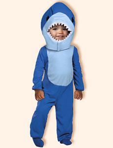 Карнавальный костюм Акулы. Стихи-визитки Олеси Емельяновой